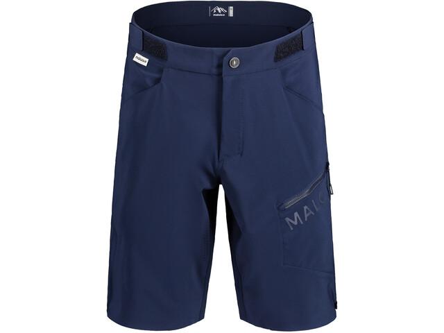 Maloja FuornM. Multisport Shorts Men, niebieski